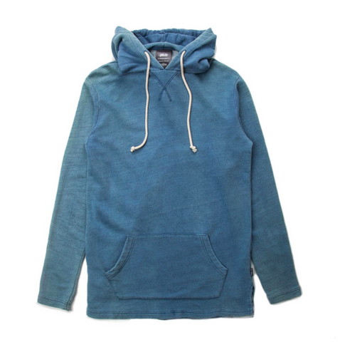 Publish Index Palo Hoodie In Light Indigo