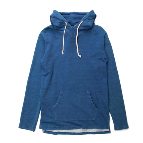 Publish Index Palo Hoodie In Medium Indigo