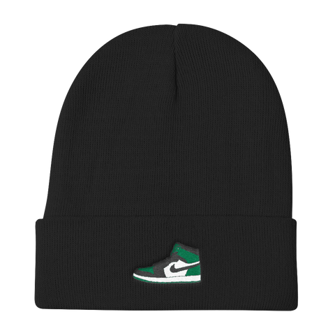 """Pine Greens"" Beanies (Various Colors)"