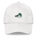 """Pine Greens"" Strapback Dad Hat (Various Colors)"