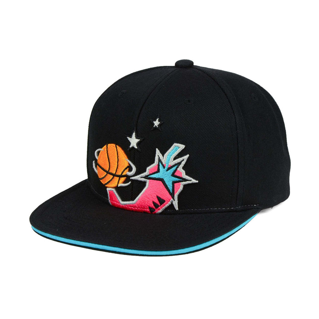 Mitchell & Ness NBA All Star Collection 1996 Chili Pepper Snapback Cap