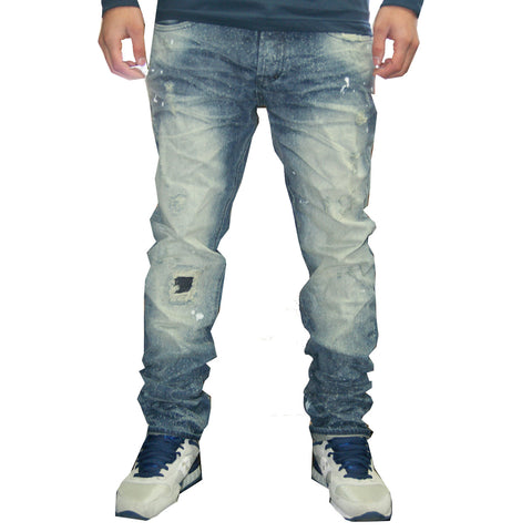 PRPS Protest Vote Jeans In Indigo