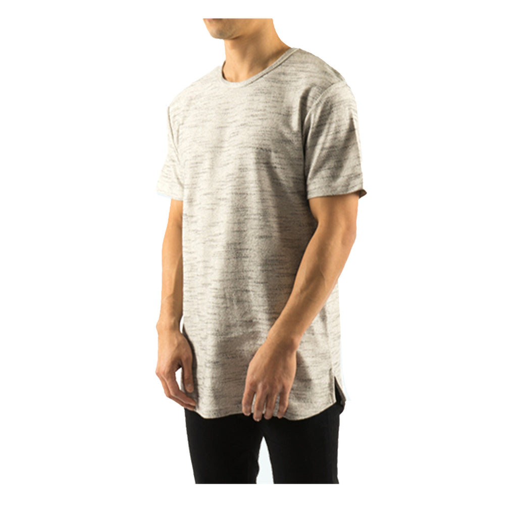 Akomplice Ouest Tee In Cream & Black