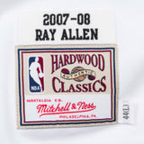 Mitchell & Ness Ray Allen 2007-08 Authentic Finals Jersey Boston Celtics