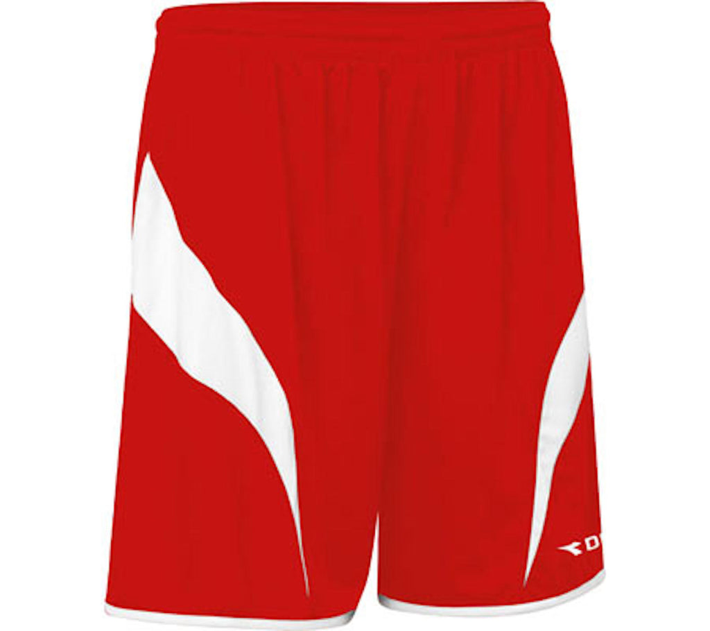 Diadora Azione Shorts In Red