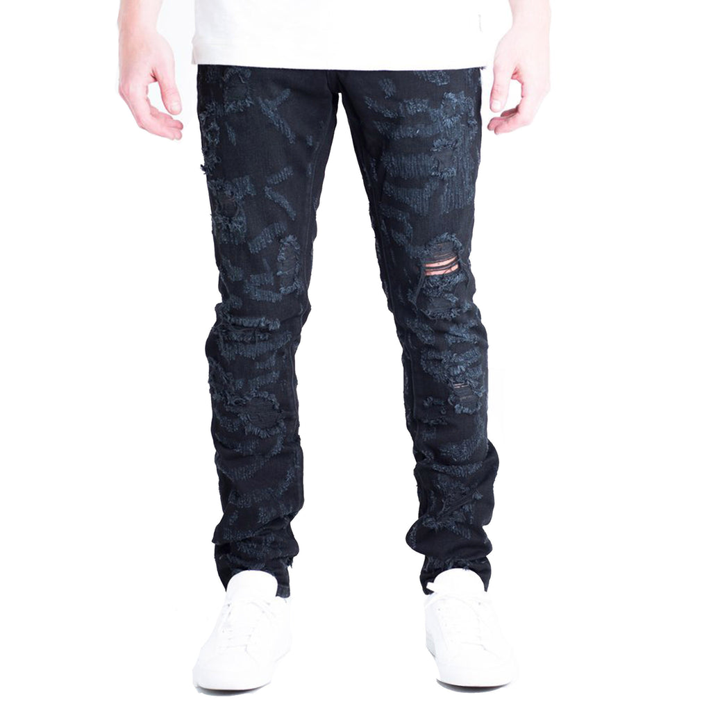 Embellish NYC Erika Jeans In Black