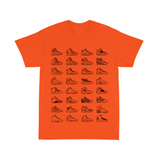 """123's"" Graphic Tee Shirt (Various Colors)"