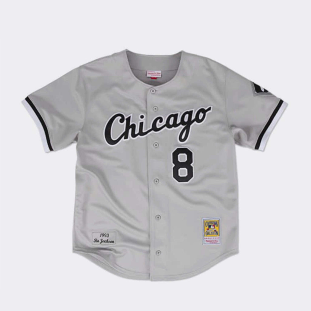 Mitchell & Ness Bo Jackson 1993 Authentic Jersey Chicago White Sox