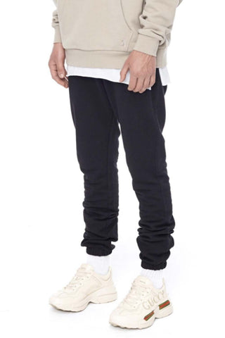 Combat Sweatpants in Black
