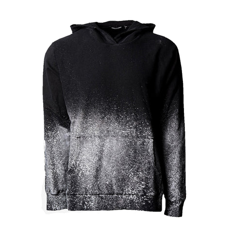 Rev. Side Slit Hoodie In Particle