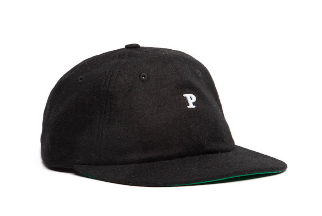 Publish Small P Hat In Black