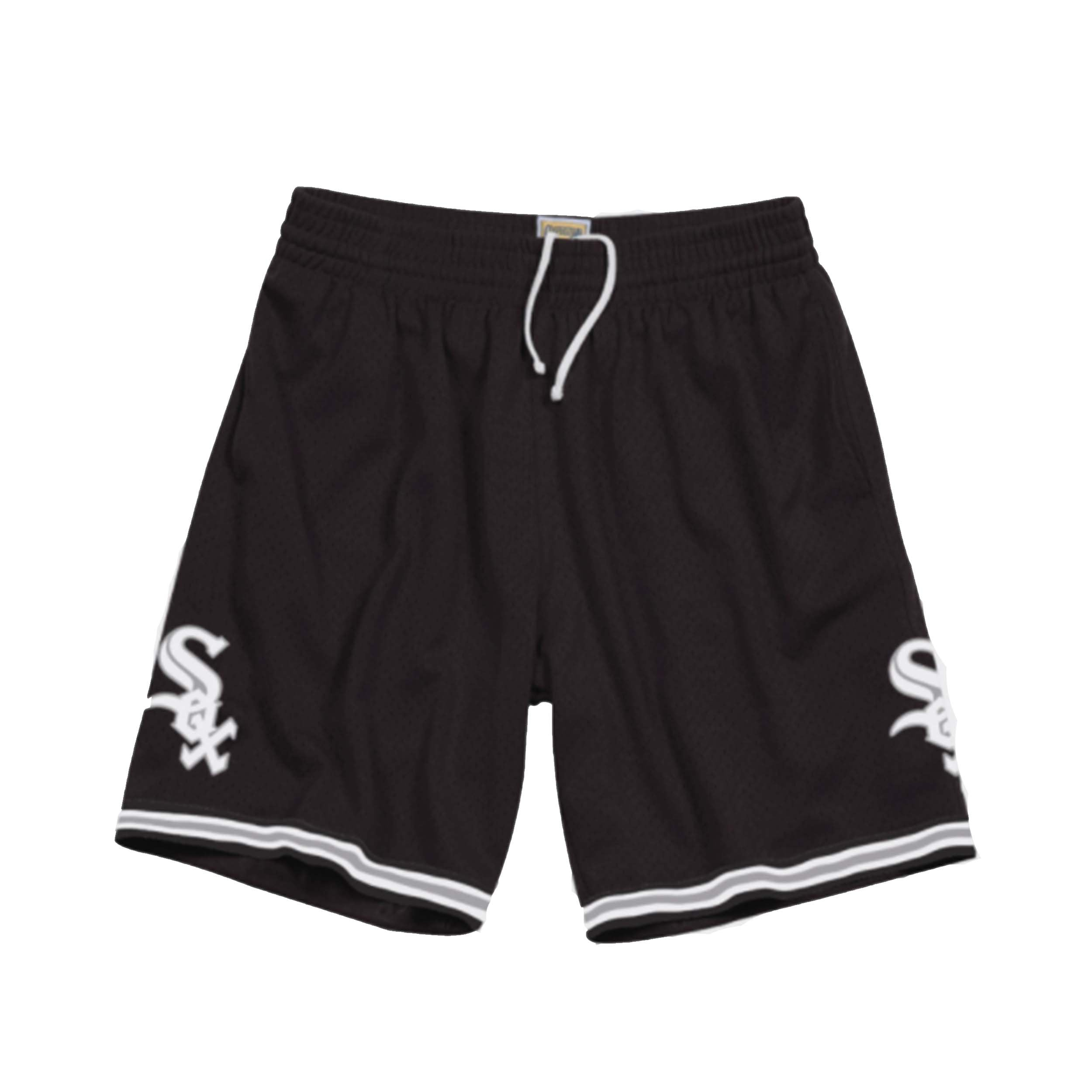 free shipping 7dcab a2443 Mitchell & Ness Swing for the Fence Shorts Chicago White Sox
