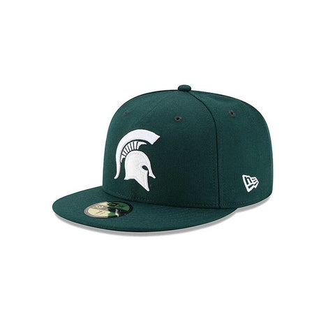 New Era Michigan State Spartans 59FIFTY Fitted Cap