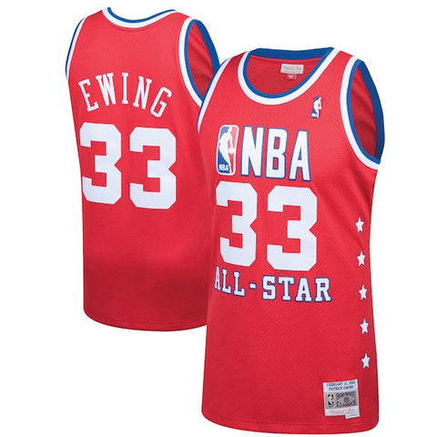 Mitchell & Ness Patrick Ewing 1989 All-Star Swingman Jersey