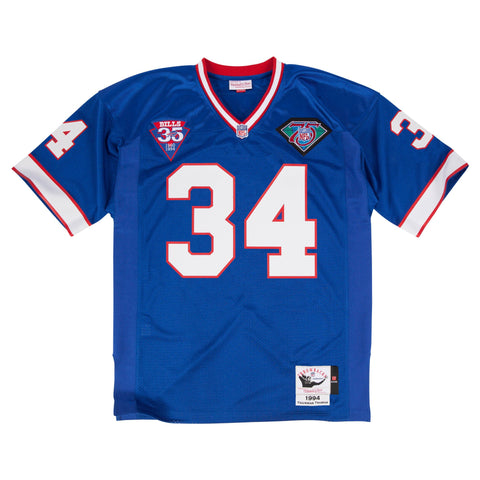 Mitchell & Ness Thurman Thomas 1994 Authentic Jersey Buffalo Bills In Blue