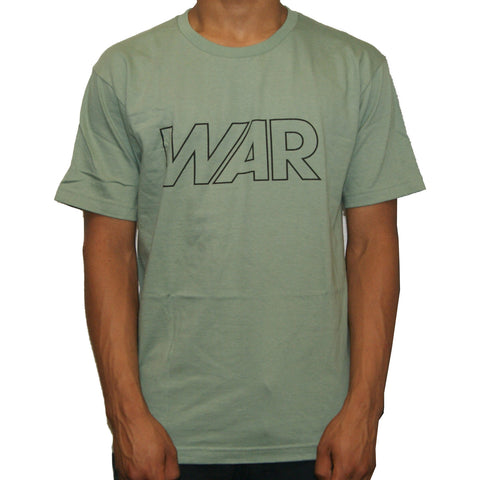 Undefeated War Tee In Sage
