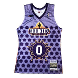 Mitchell & Ness 2009 Rookie Team Russell Westbrook Authentic Jersey