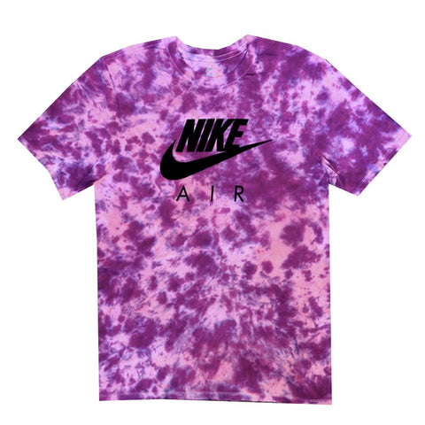 "Nike x Jeffersons Custom ""Twilight"" Tie Dyed T-Shirts"