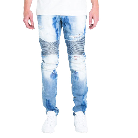 Embellish NYC Wilma Jeans In Light Blue