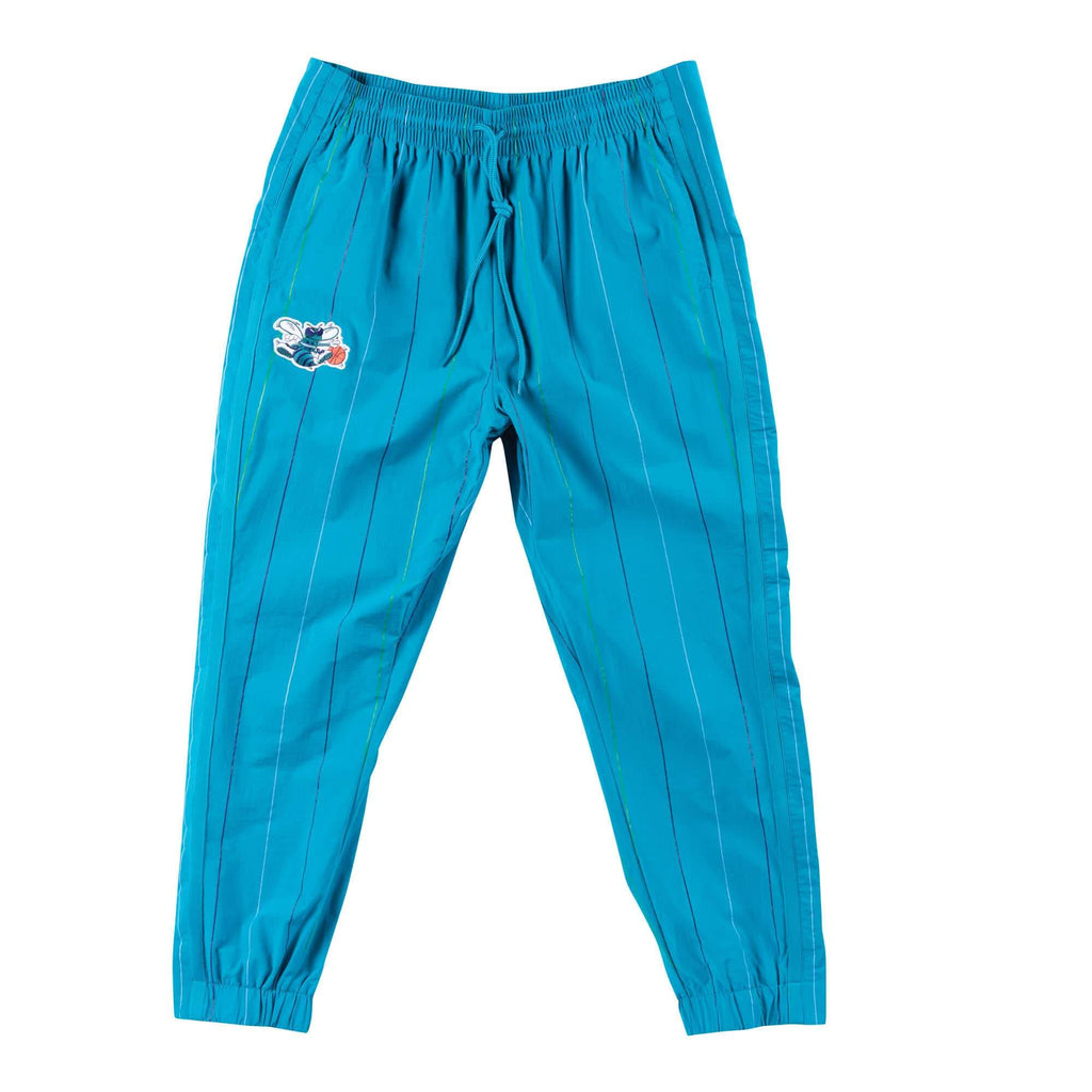 Mitchell & Ness Tear Away Pants Charlotte Hornets
