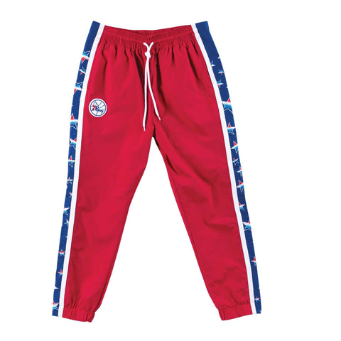 Mitchell & Ness Tear Away Pants Philadelphia 76ers