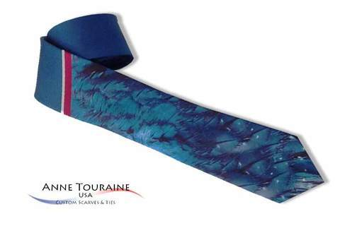 Custom ties for airline JETSMART