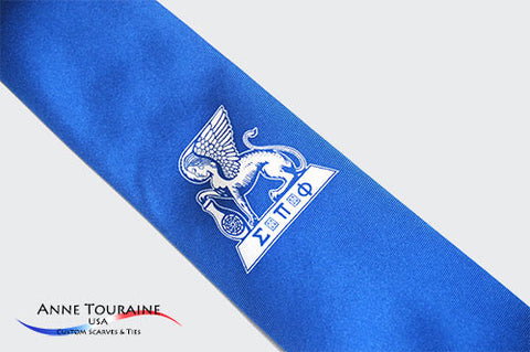 Custom-printed-ties-for-fraternity-silk-polyester-classic-ties-seal-sigma-pi-phi