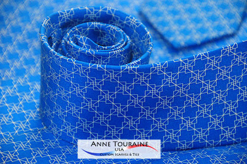 Custom-ties-in-polyester-vs-custom-ties-in-silk-by-anne-touraine-usa