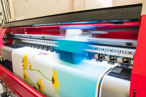 digital printer used for printing fabric