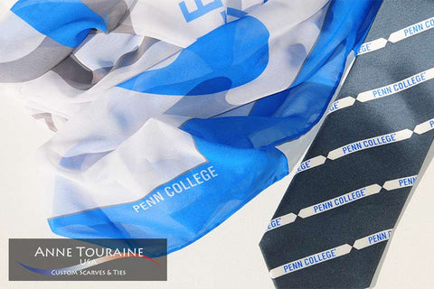 branded-logoed-custom-college-university-school-ties-scarves