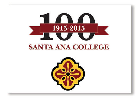 Santa Ana college 100th Celebration