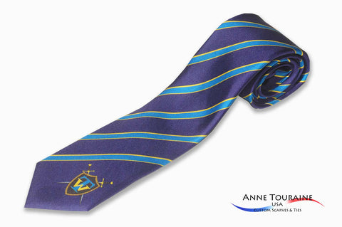 c98004c6b40b LOGOED CUSTOM TIES: LOGO SIZE AND POSITIONING IDEAS - High Quality ...