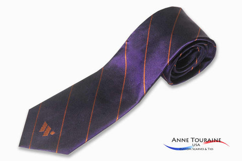 custom-made-logoed-ties-striped-stripes-college-purple-anne-touraine-