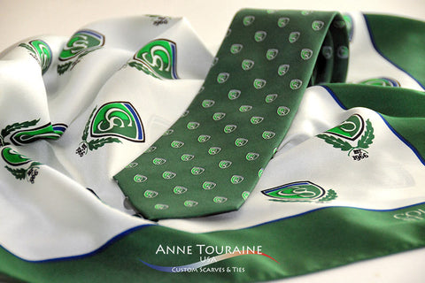 logoed-custom-college-university-school-scarves-ties-silk-custom-neckwear