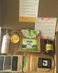 Corporate Gift Box Food