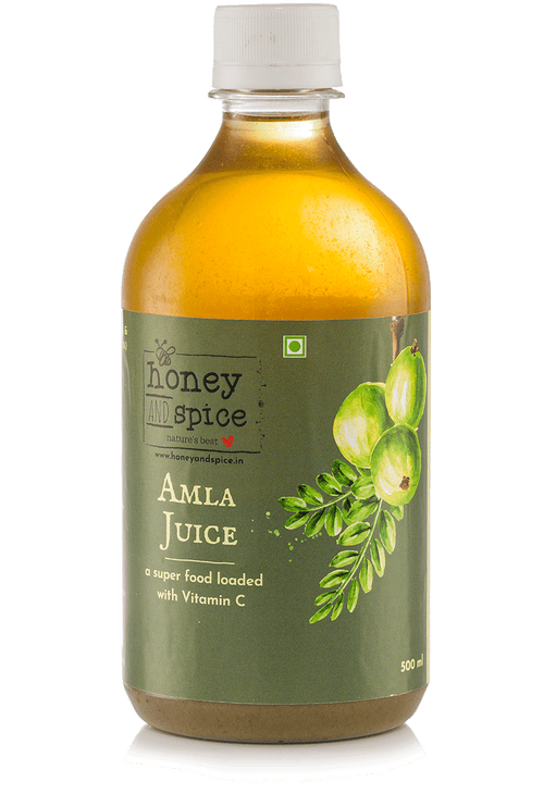 Fresh Amla Juice 500ml