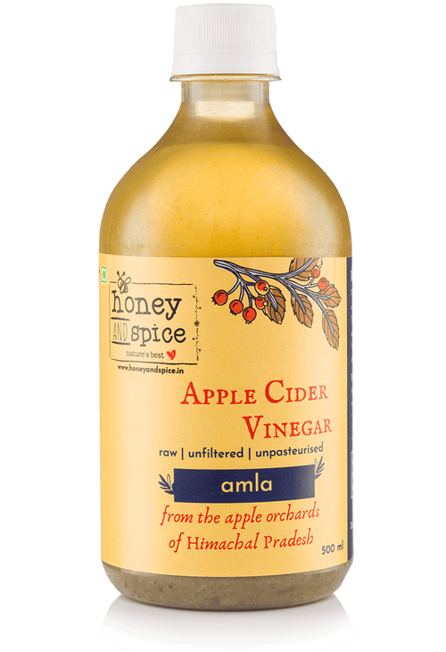 Apple Cider Vinegar With Amla 500ml