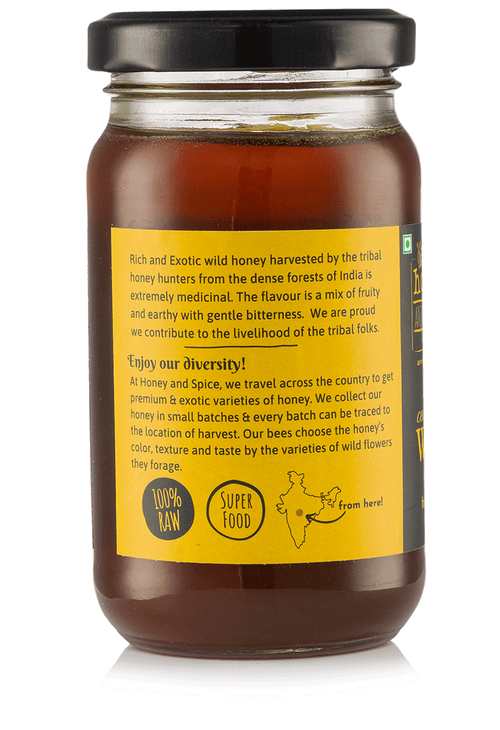 Central Indian Wild Honey