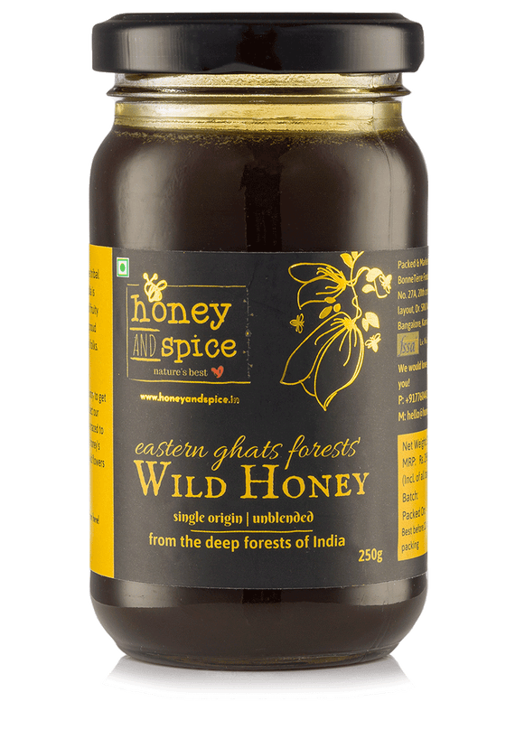 Eastern Ghats Wild Honey