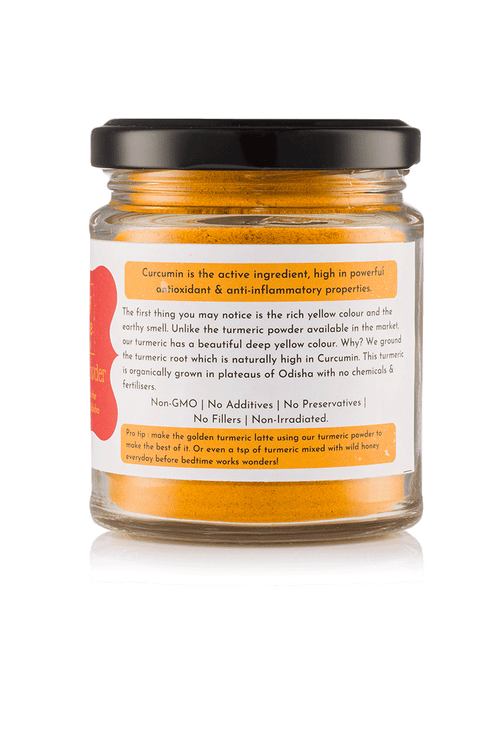 High Curcumin Turmeric Powder