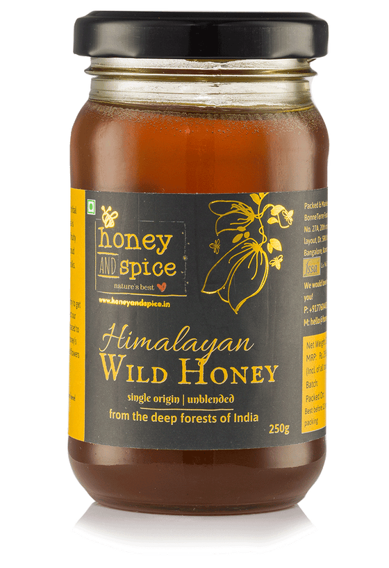 Himalayan Wild Honey