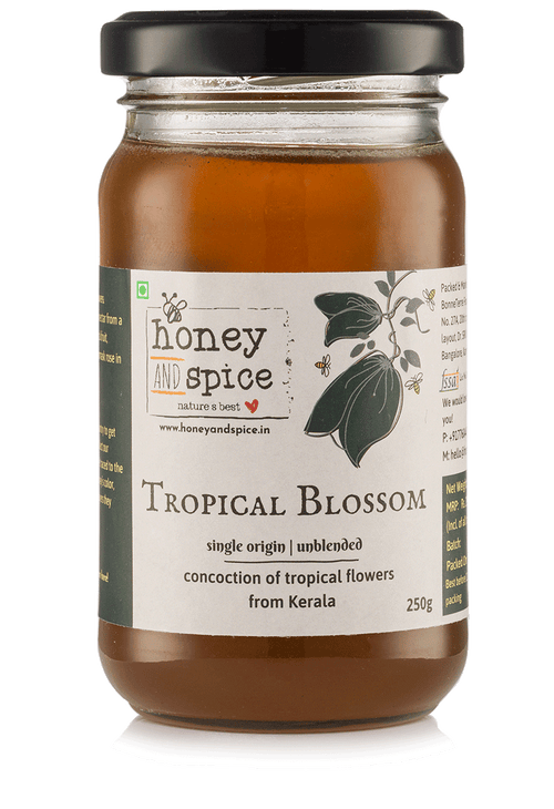 Tropical Blossom Honey