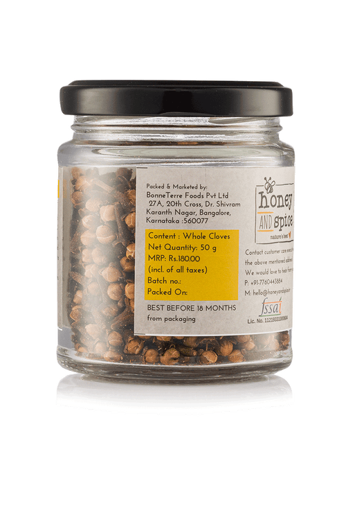 Whole Cloves 50gm