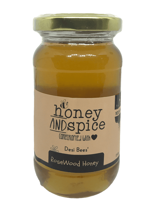 Honey and Spice ™ Rosewood Honey