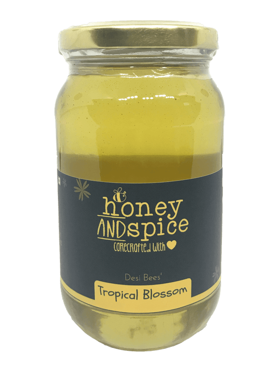 Honey and Spice ™ Tropical Blossom Honey