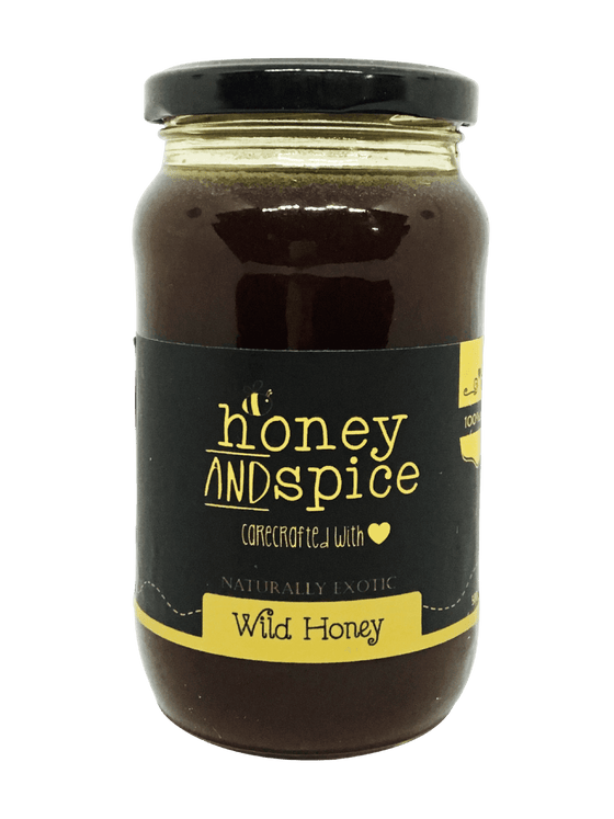Pure Wild Forest Honey