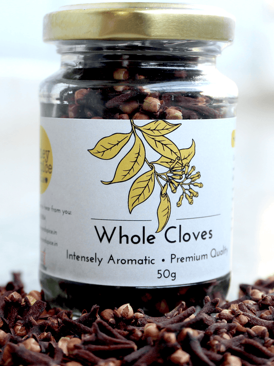 Whole Cloves - 50g