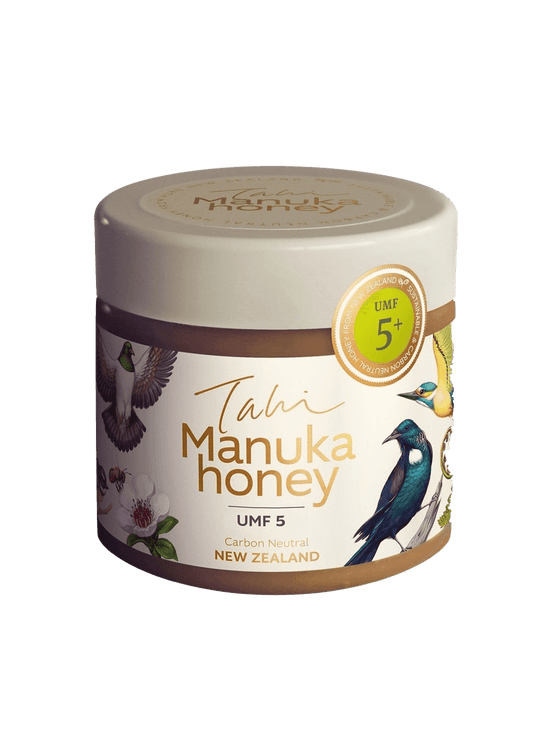 Manuka Honey, Tahi Brand UMF 5+, 400gm