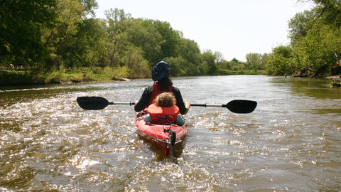 Guided Tour : Cayuga to Dunnville - Grand River Kayak Dunnville Ontario Canada