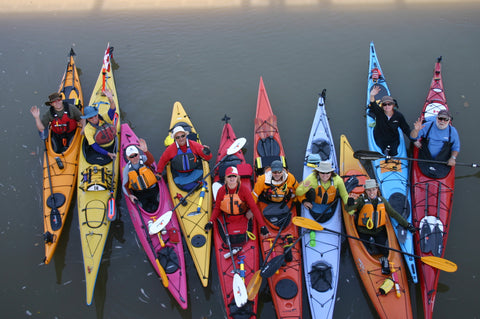 Wellness Sessions (formerly Kardio Kayak Level 2) - Grand River Kayak Dunnville Ontario Canada